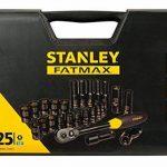 Stanley FMHT0-73923 Coffret à Douilles Noir Chrome 25 pièces de la marque Stanley image 2 produit