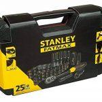 Stanley FMHT0-73923 Coffret à Douilles Noir Chrome 25 pièces de la marque Stanley image 3 produit