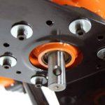 Tarière thermique 52 cm3 - 3 CV + lot de 3 mèches (100, 200 et 300 mm) de la marque GT Garden image 3 produit
