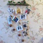 Uchic 1pcs 60cm/61cm en bois fait à la main DIY sec branches rond bois Baguettes de carte postale Ficelle Décoration Vacances Décorations de fenêtre Clips Décoration de Noël de la marque UChic image 2 produit