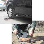 utilitaire de camping pliante randonnée Pelle militaire Self-Defense Outil de survie de Multi outils de camping de la marque SUNCHI image 4 produit
