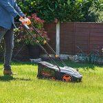 VonHaus Scarificateur Aérateur électrique de pelouse 2-en-1 - 1500 W - 4 profondeurs de travail de la marque VonHaus image 2 produit